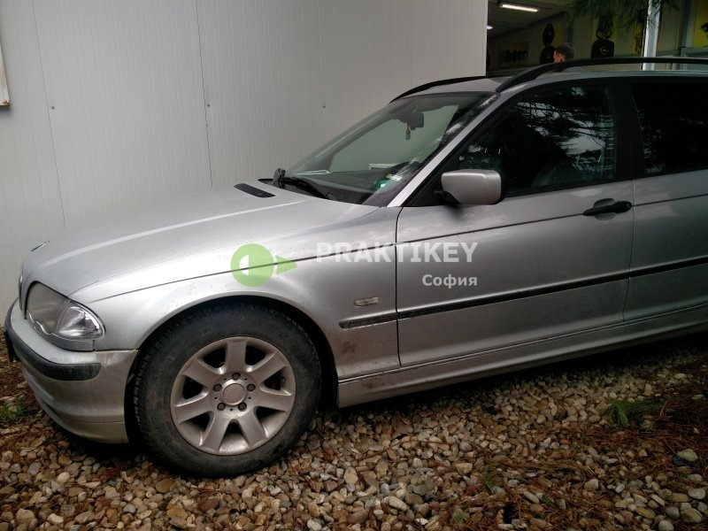 Ключ за BMW 3 Series (E46) - Изработка на дубликат